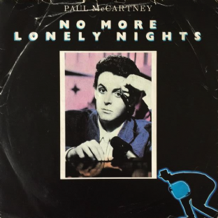 "Paul McCartney - No More Lonely Nights (7"") (G+/G-)"
